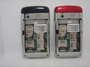 Мобильный телефон с чатырьмя SIM OTECH F1