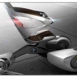 Peugeot XB1 — концепт индивидуального транспорта