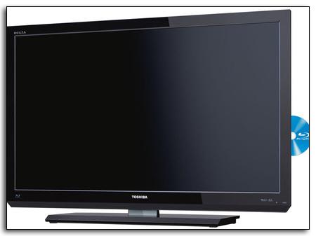 Телевизор Toshiba REGZA 40RB2