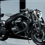 Первая серийная модель мотоцикла компании Renard Cycles
