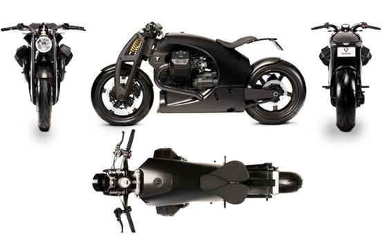 Мотоцикл Renard GT