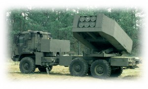Ракета SLAMRAAM на автоплатформе FMTV