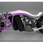 Мотоцикл на сжатом воздухе