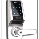 Дверной электронный замок от Samsung