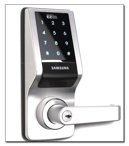 Дверной электронный замок Samsung EZON
