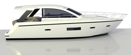 Яхта-кабриолет Sealine SC42
