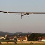 Первый гражданский полет Solar Impulse