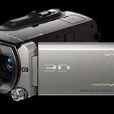 Sony выпустила новую Full HD 3D видеокамеру