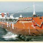В Турции спустили на воду новый танкер