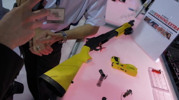 Дробовик Taser X12