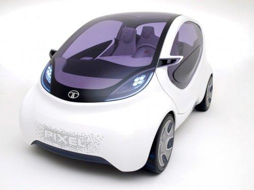 Автомобиль Tata Pixel