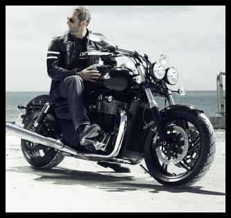 Мотоцикл Thunderbird Storm