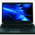 Toshiba представила сверхтонкие ноутбуки