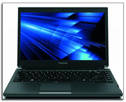 Одна из новинок от Toshiba - ноутбук Tecra R840