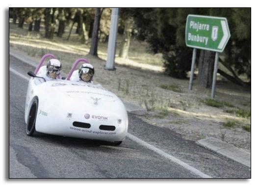 Автомобиль Wind Explorer