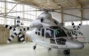 Новый вертолет X3 от компании Eurocopter