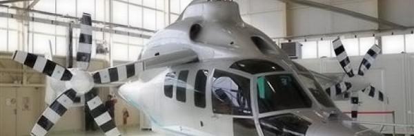 Новый скоростной вертолет X3 от компании Eurocopter