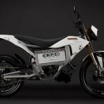 Электромотцикл для легкого бездорожья