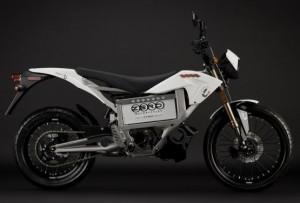 Электроцикл Zero XU