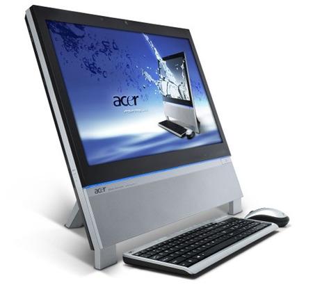 Моноблочный компьютер acer aspire z5763