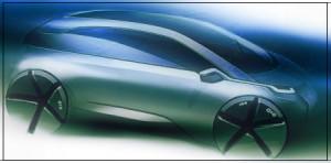 Megacity от BMW