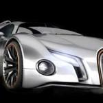 Bugatti Veyron нового поколения