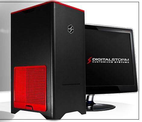Супер PC Digital Storm Enix