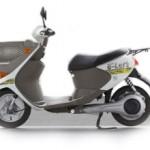 Электроскутер от Suzuki