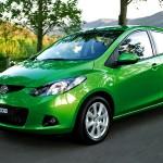 В 2012 году Mazda выпустит свой электромобиль
