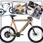 Электровелосипед уже реальность