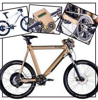 Электровелосипед Nikolai