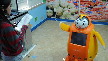 Роботизированная система EngKey