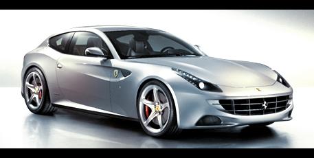 Первый полноприводной автомобиль Ferrari FF