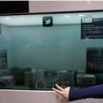 Мониторы будущего будут прозрачными
