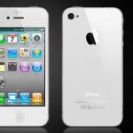 Белый iPhone 4 уже в продаже