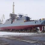 ВМФ Российской федерации ожидает пополнение