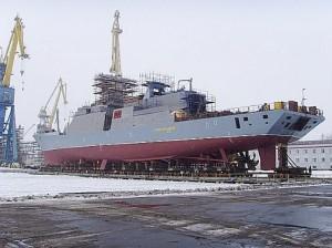 Корвет Бойкий