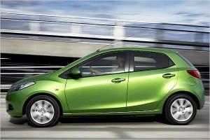 Электромобиль от Mazda будет базироваться на автомобиле Mazda 2