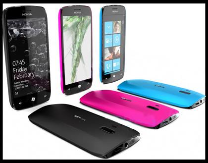 Совместный смартфон Nokia и Microsoft