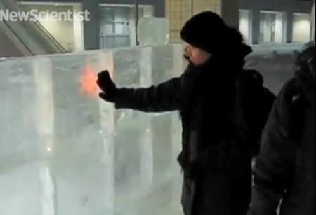 Ледяной дисплей Nokia