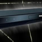 Беспроводной Blu-ray проигрыватель компании Philips