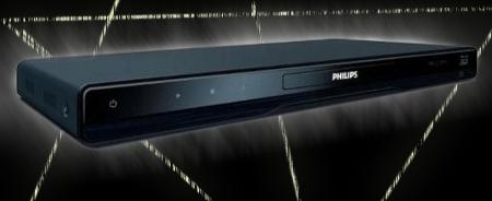 Новый беспроводной Blu ray проигрыватель от Philips