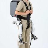 Экзоскелет от Panasonic поможет поднимать груз без усилий