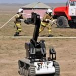 На службу в МЧС поступят роботы
