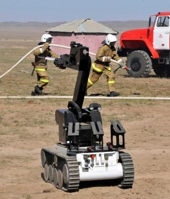 Робот для разминирования