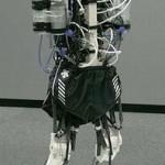 Бегающий робот обгонит человека