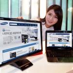Беспроводной монитор Samsung с разрешением Full HD C23A750X выпущен на корейский рынок