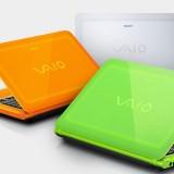 Радуга в ноутбуках Sony Vaio C-серии