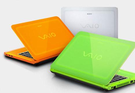 Ноутбуки Sony Vaio C-серии
