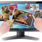 Сенсорный монитор от ViewSonic